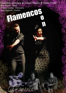 Flamenco(s)son(s)  2016 Paco et Kadu copy