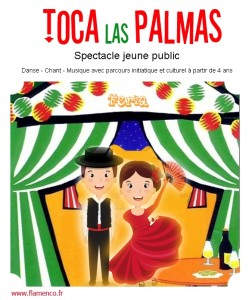 Affiche Toca Las Palmas