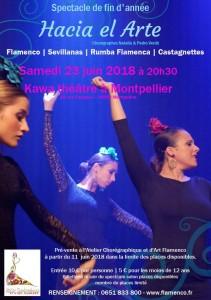 Affiche gala 2018 atelier